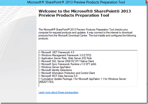 image thumb59 Installing SharePoint 2013 Preview on Windows 2012 Server with SQL 2012 Part 2 sharepoint 2013