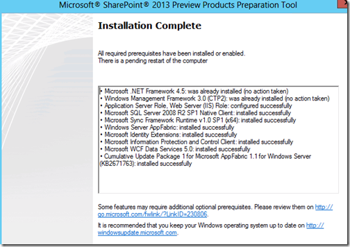 image thumb65 Installing SharePoint 2013 Preview on Windows 2012 Server with SQL 2012 Part 2 sharepoint 2013