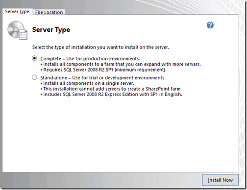 image thumb68 Installing SharePoint 2013 Preview on Windows 2012 Server with SQL 2012 Part 2 sharepoint 2013
